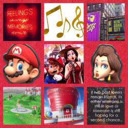 Mario/Pauline aesthetic (Redo) by Inte1eon