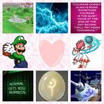Luigi/White Mage aesthetic by Inte1eon