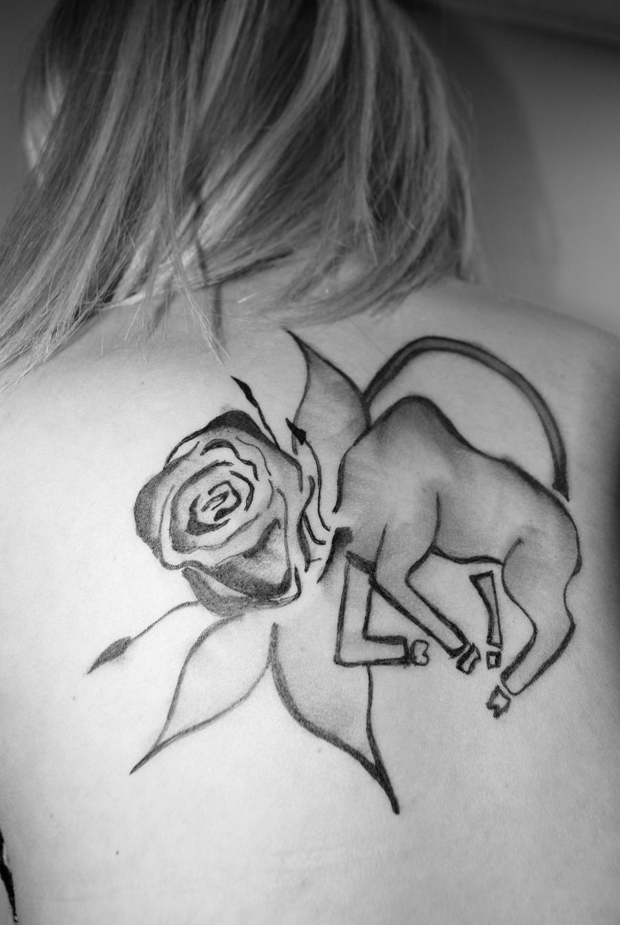 the gallery for gt taurus star sign tattoo