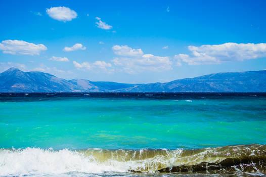 Sun, Colors and Sea [Beauty of Greece] Vol. 1