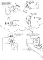 Duph goes to the psychologist by Awa303