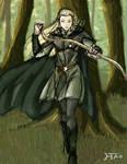 LOTR - Legolas Greenleaf -