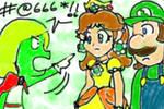 Mario: Jealous Peasley XP
