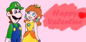 Mario: Happy Valentine 2