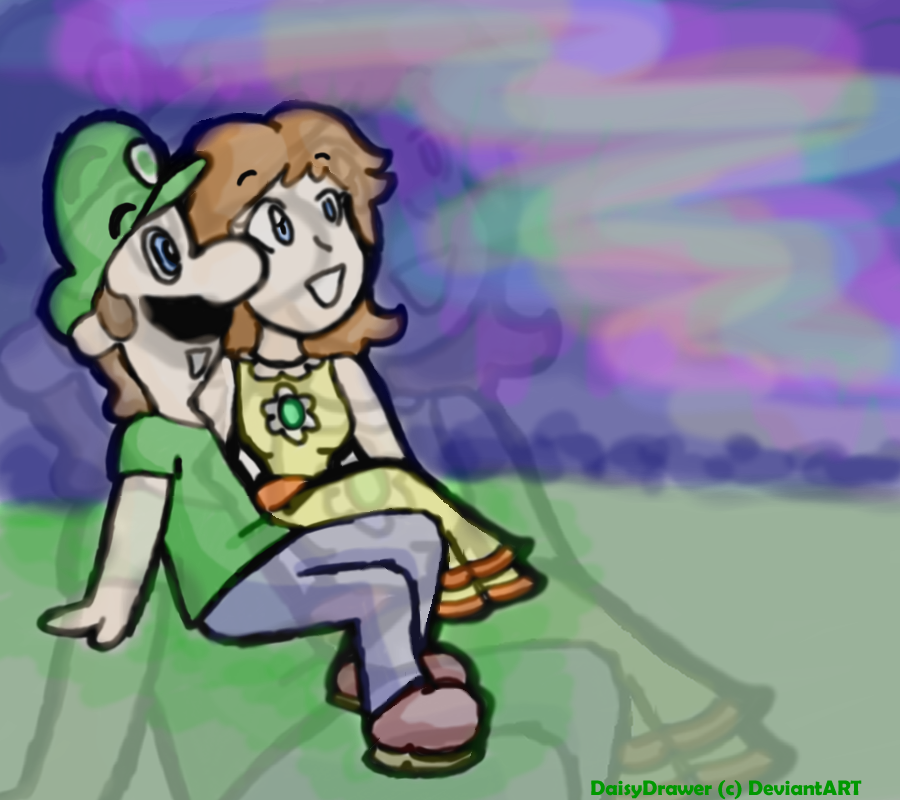 Luigi X Daisy - Nothern Lights