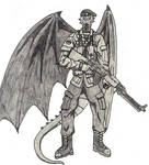 Russian Dragon Soldier