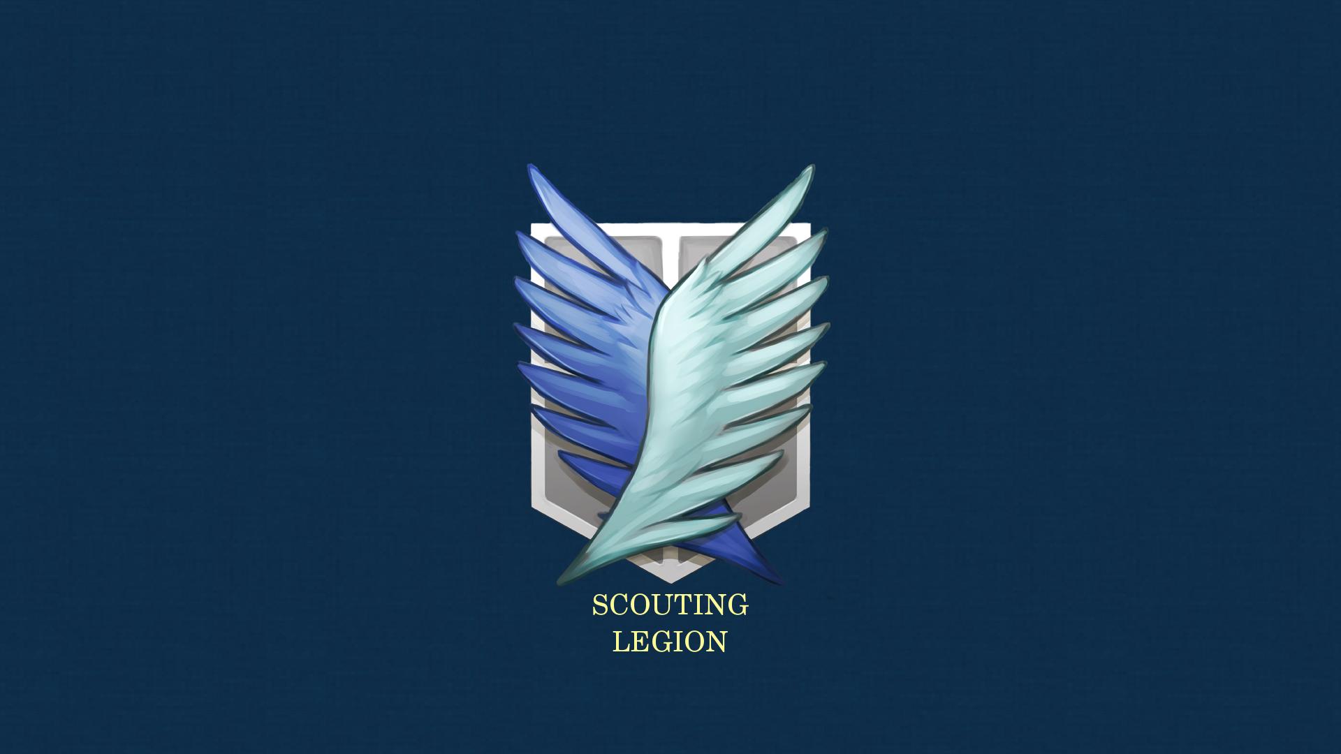 Attack On Titan Scouting Legion Wallpaper Redux By Imxset21 On Deviantart