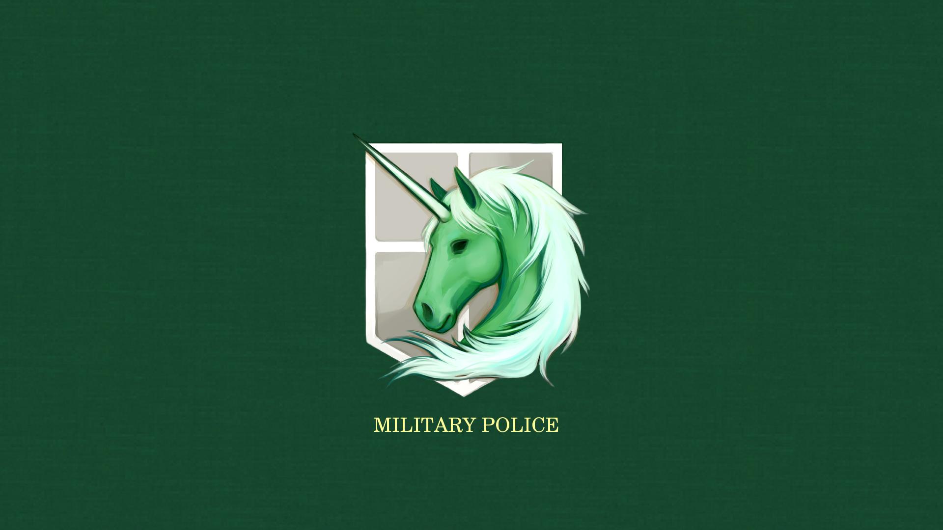 Attack On Titan Military Police Wallpaper Redux By Imxset21 On Deviantart