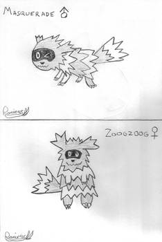 Masquerade and Zoogzoog