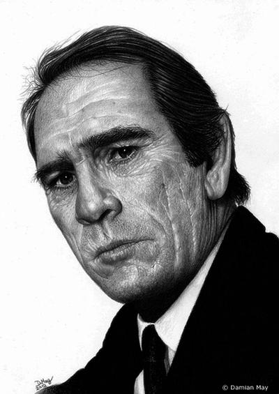 Man in black by orinoco1973