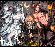 Trick or treat by kvover