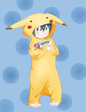 Chibi Pikachu Ciel
