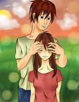 Mid-Summer Surprise by Nokami-san