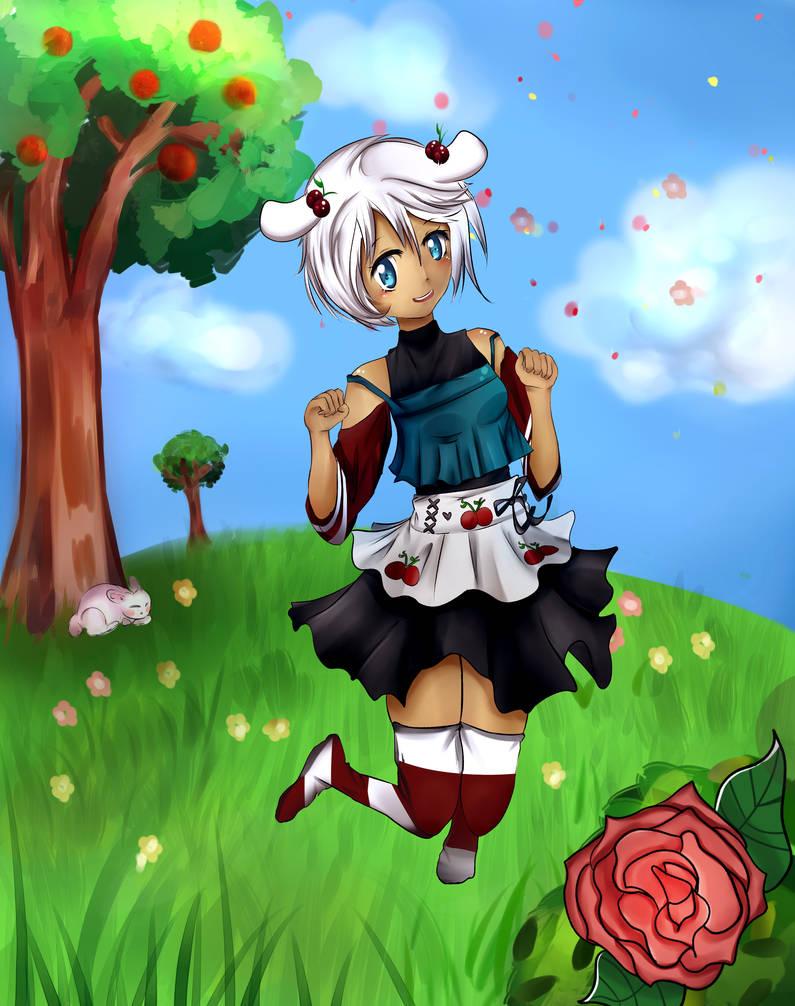 Deliah (Contest Entry) by Nokami-san