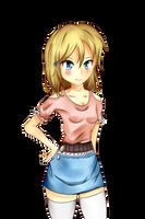 Game character #1 by Nokami-san