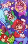 Super Mario Galaxy! ....and Wario