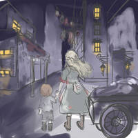 Finding their way back home by Nokami-san