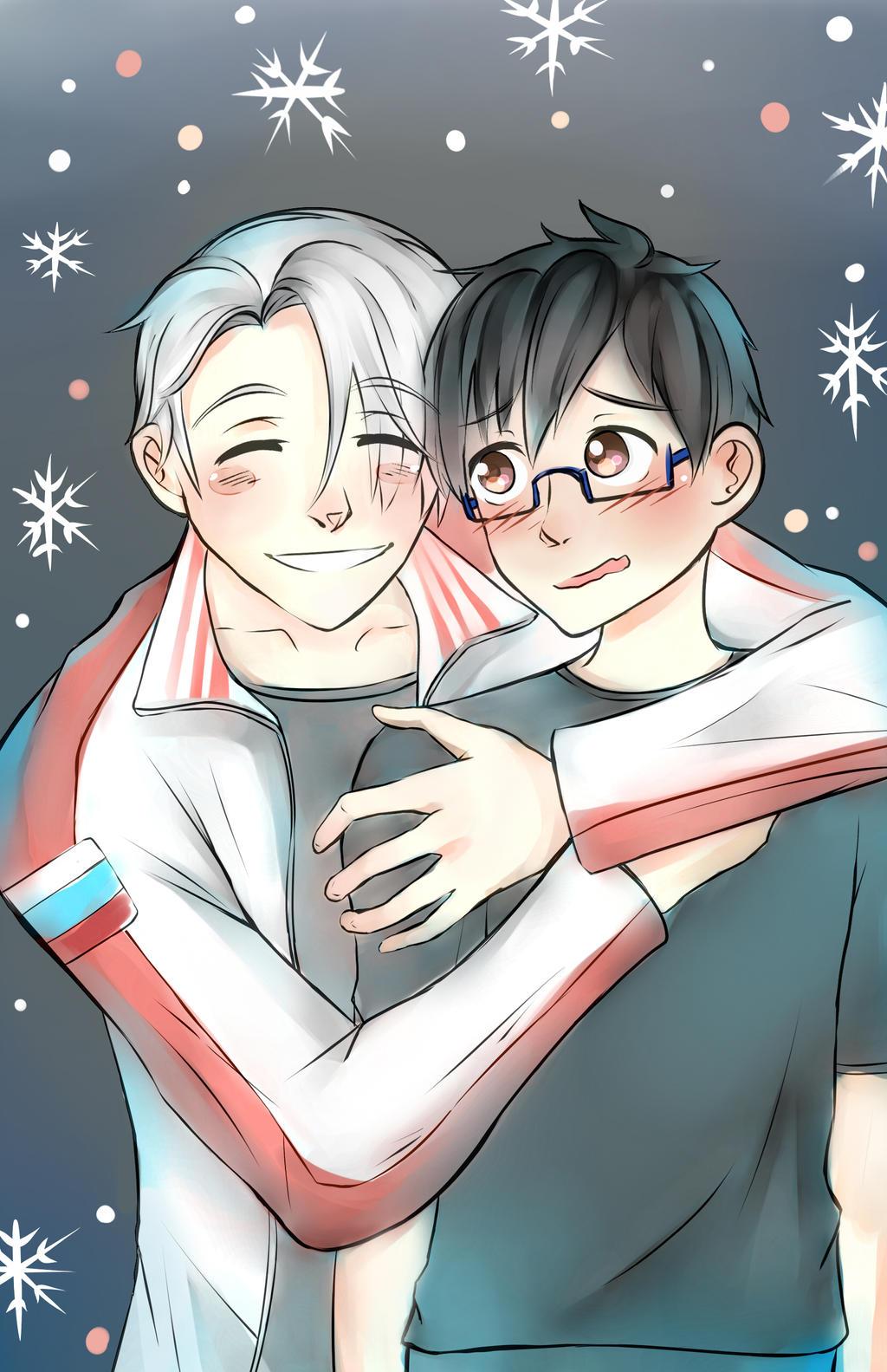 Yuri and Victor by Nokami-san