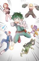 Hero! by Nokami-san