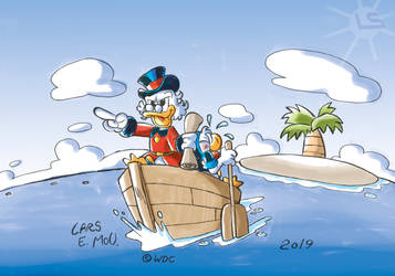 Scrooge's Islands Of Fortune by Lars99
