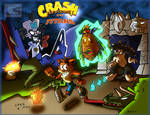 Crash Bandicoot: of the TITANS