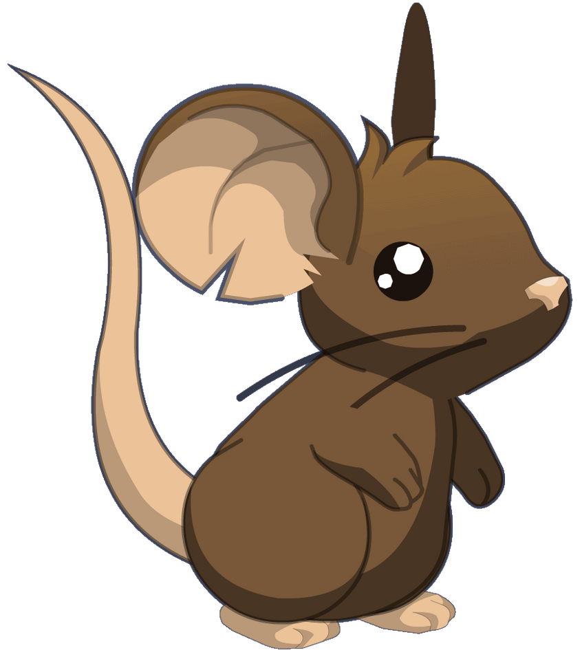 Transformice - Mouse by Ludolik