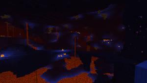 Minecraft - Water Nether