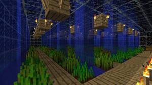 Minecraft - Farming by Ludolik
