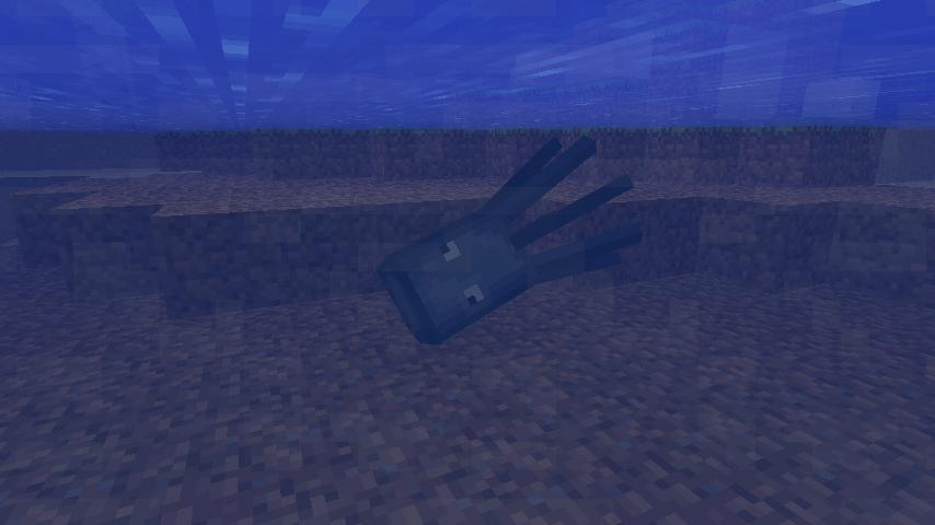 minecraft squid by ludolik on deviantart