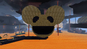 Minecraft - Deadmau5 Glow mode
