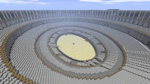 Minecraft - Roman Colosseum by Ludolik