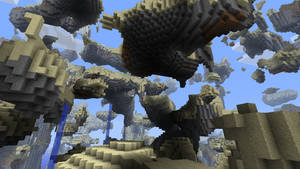 Minecraft - Nubes