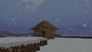 Minecraft - Snow by Ludolik