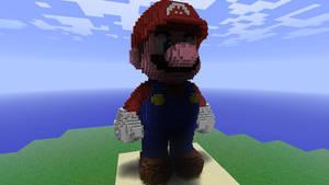 Minecraft - Mario 3D