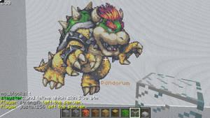 Minecraft - Bowser