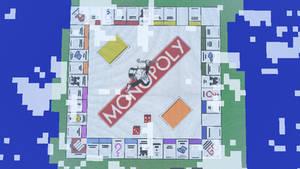 Minecraft - Monopoly by Ludolik