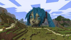 Minecraft - Hatsune Miku