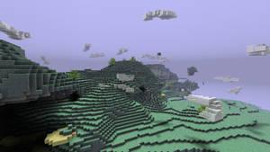 Minecraft - Aether by Ludolik