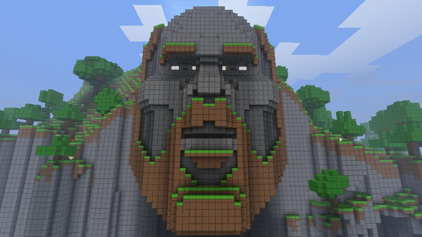 Minecraft Wallpaper Notch
