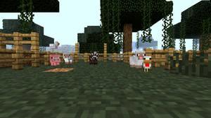 Minecraft - Baby Animals