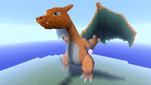 Minecraft - Charizard