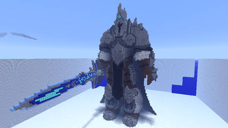 Minecraft - The Lich King by Ludolik