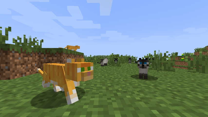 Ocelots Minecraft An error occurred.