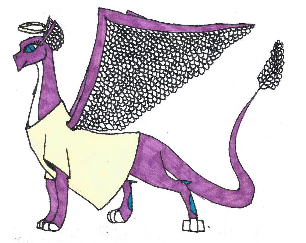 Angle Dragon by thisistheonlyme