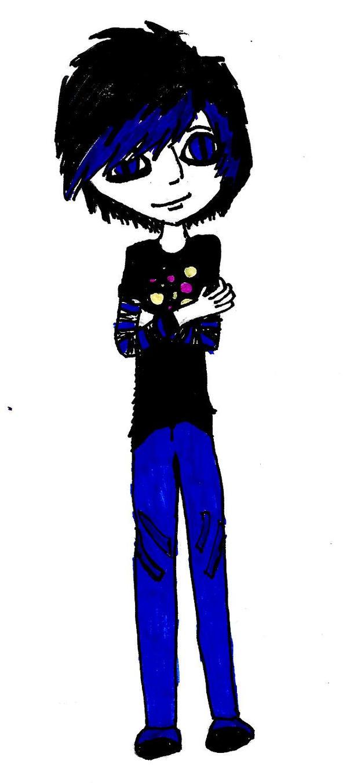 Emo Dude by thisistheonlyme