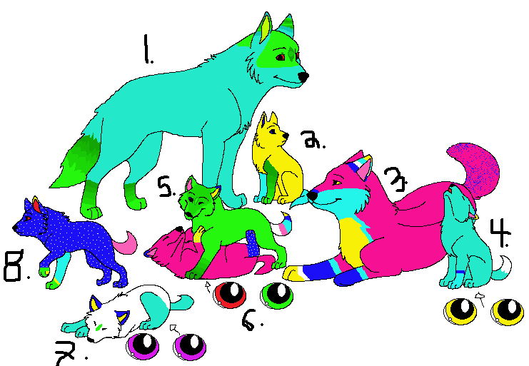 Adoptables~5? i think cheap by thisistheonlyme