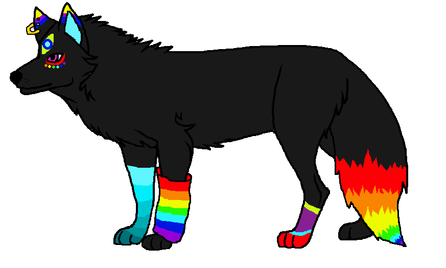 wolf adopt  open by thisistheonlyme