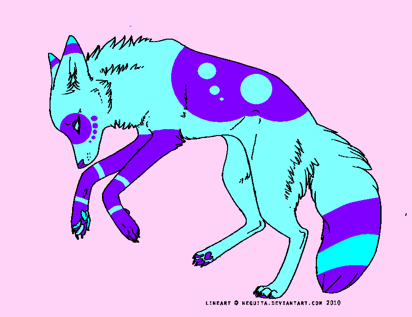 wolf adopt 15p by thisistheonlyme