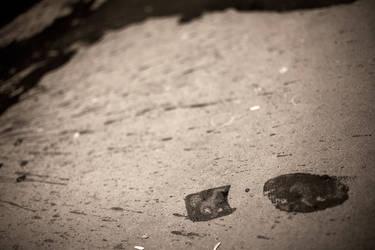 -- steps in the dark -- by Torvon