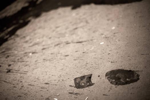 -- steps in the dark --